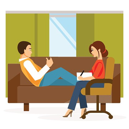 Vergonha ou medo de se abrir com o psicólogo
