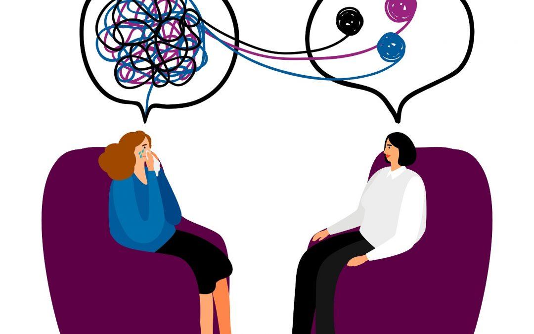 O que conversar com o psicólogo