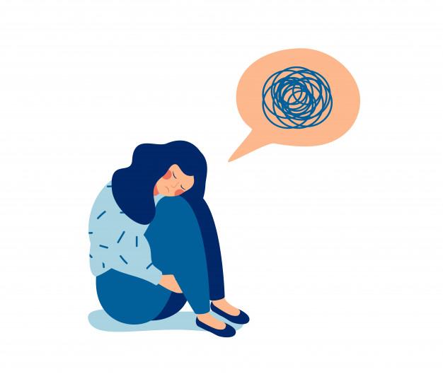 Depressão e Tristeza
